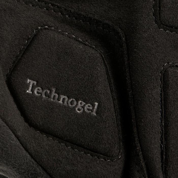 Wielrenhandschoenen RR900 fluogeel