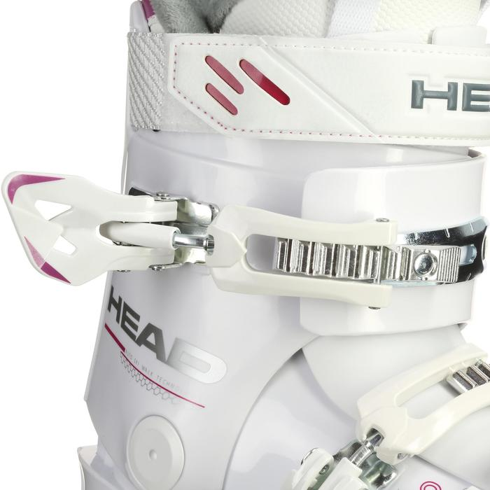 Skischoenen voor dames Head Cube3 8 wit