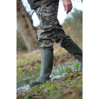Jagersbroek 520 camouflage kaki