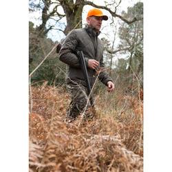 Jagd-Steppjacke 100 grün