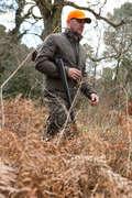 Pile caccia Abbigliamento uomo - Giacca imbottita 100 verde SOLOGNAC - Abbigliamento uomo