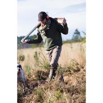 Jagdpullover 300 grau