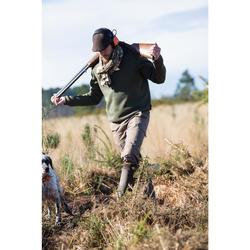 Jagdpullover 500 grau