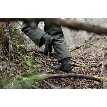 Cuissard chasse renfort 100 vert - 1032174