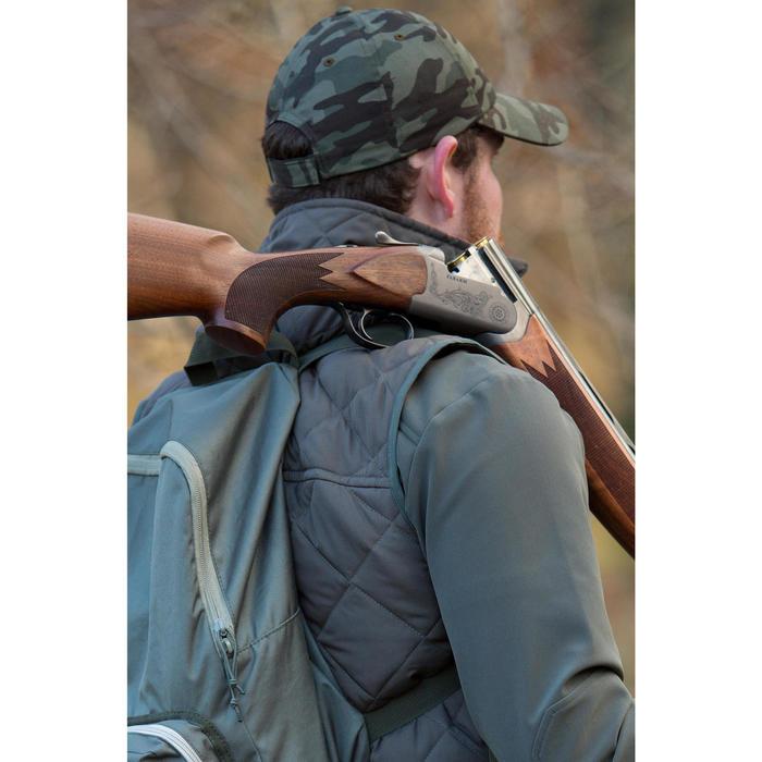 Jagd-Schirmmütze warm Steppe 100 Camouflage