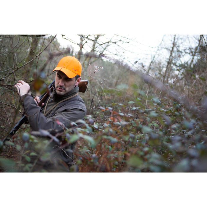 Veste chasse imperméable Renfort 900 marron - 1032178