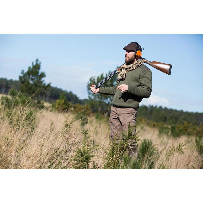 Pull chasse 300 vert
