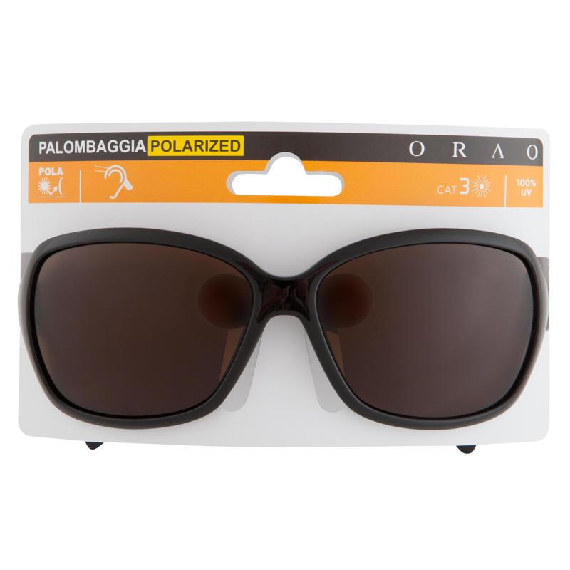 Walking 400W Polarised Fitness Walking Sunglasses Cat. 3 - Black3
