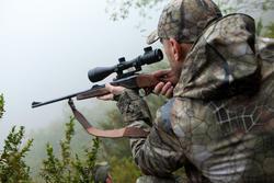 Waterdichte broek Actikam 500 camouflage Furtiv - 1032435