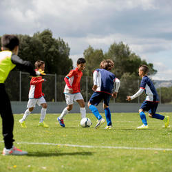 Voetbalschoenen voor kinderen Agility 500 FG - 1032506