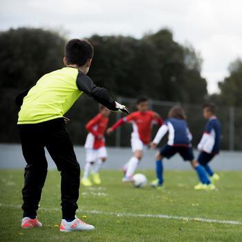 Maillot de gardien de football enfant F300 - 1032515