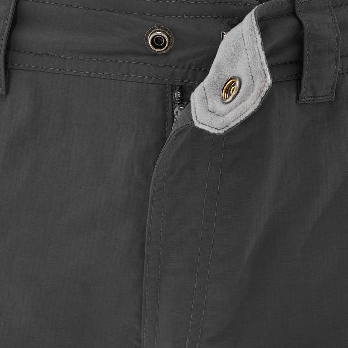 Wanderhose SH500 Warm Herren grau