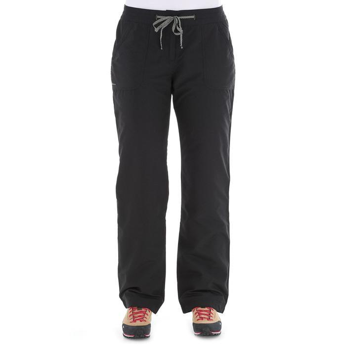 Pantalon de randonnée neige femme SH100 chaud - 1032681