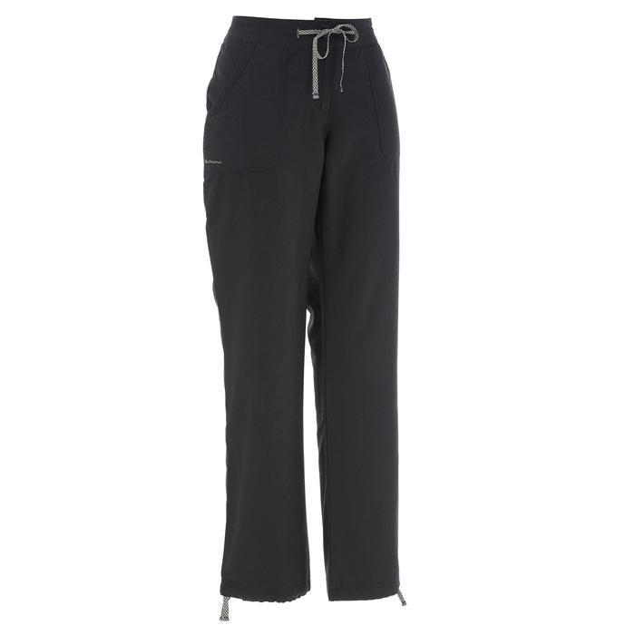 Pantalon Arpenaz 100 warm Lady - 1032687