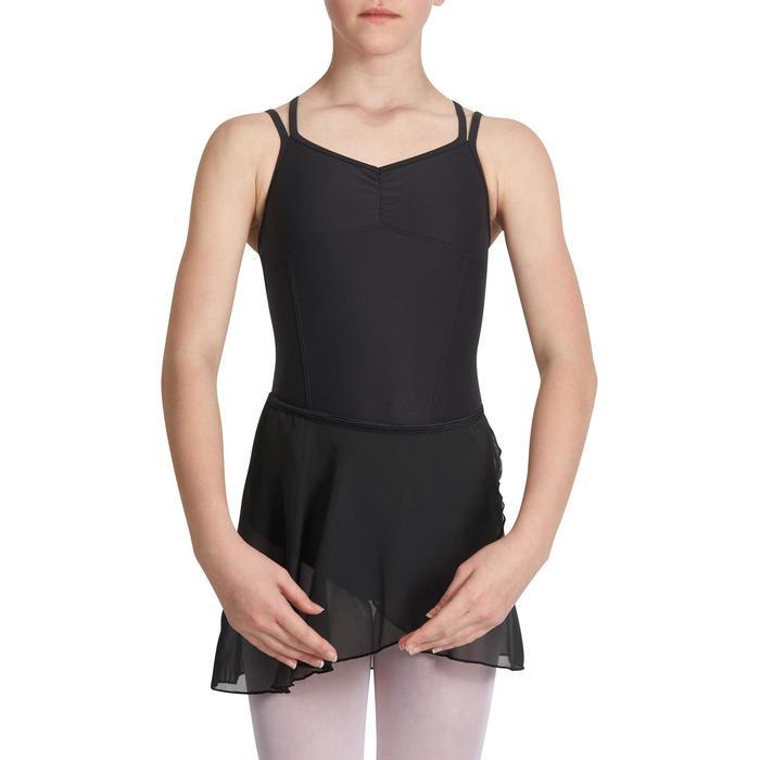 Jupette de Danse classique LUCIA fille blanche - 1032699