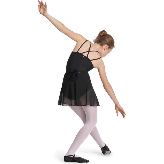 Jupette de Danse classique LUCIA fille blanche - 1032702