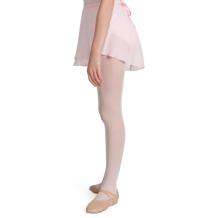Jupette de Danse classique LUCIA fille blanche - 1032713