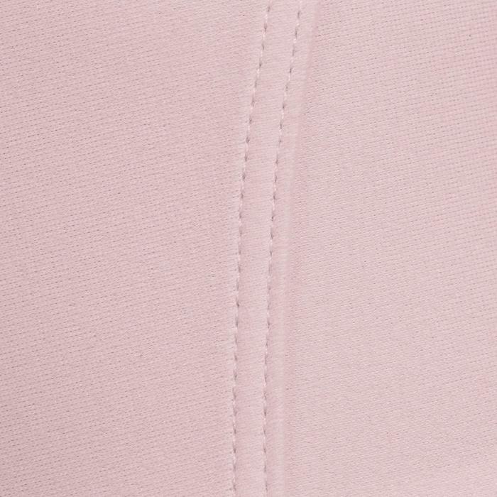 Justaucorps de danse classique fines bretelles fille SYLVIA blanc - 1032715