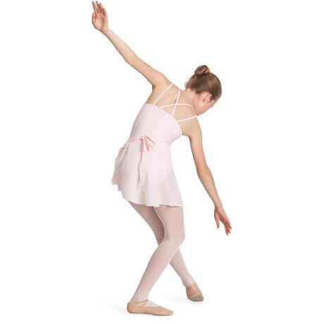 jupette de danse classique lucia fille rose p le domyos