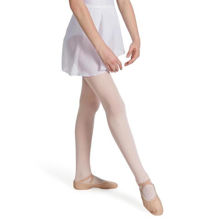 Jupette de Danse classique LUCIA fille blanche - 1032741