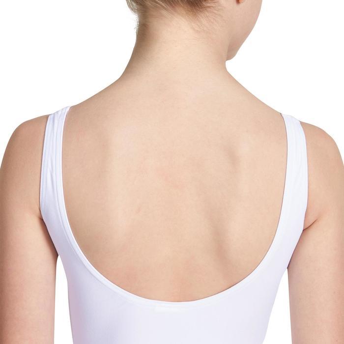 Justaucorps de danse classique DÉLIA avec jupette intégrée fille - 1032761