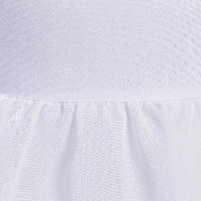 Justaucorps de danse classique DÉLIA avec jupette intégrée fille - 1032773