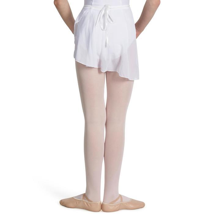 Jupette de Danse classique LUCIA fille blanche - 1032789