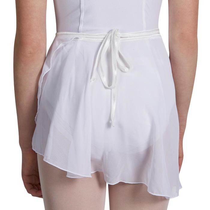Jupette de Danse classique LUCIA fille blanche - 1032809