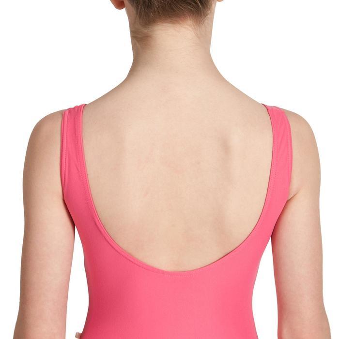 Justaucorps de danse classique DÉLIA avec jupette intégrée fille - 1032823