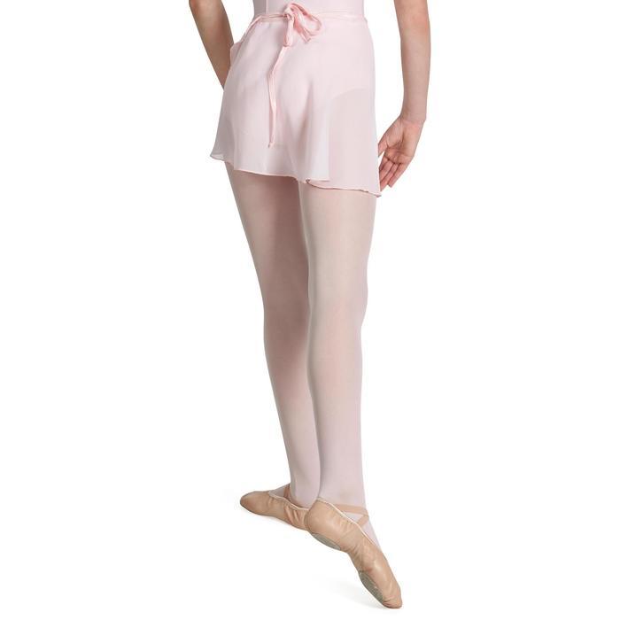 Jupette de Danse classique LUCIA fille blanche - 1032824