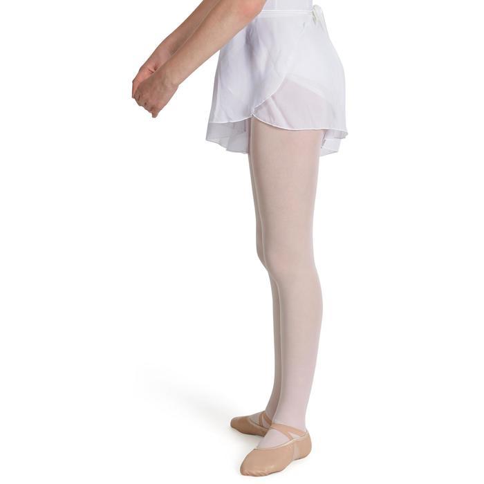 Jupette de Danse classique LUCIA fille blanche - 1032827