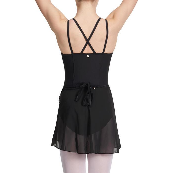 Jupette de Danse classique LUCIA fille blanche - 1032839