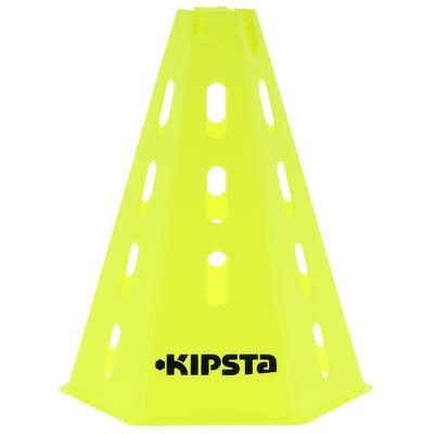Lot 6 cônes Modular 30 cm jaunes