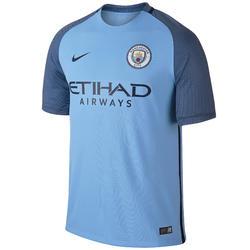 Voetbalshirt Manchester City thuisshirt voor kinderen blauw