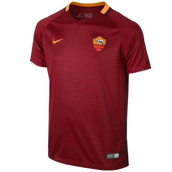 Voetbalshirt voor kinderen, replica AS Roma rood - 1032968