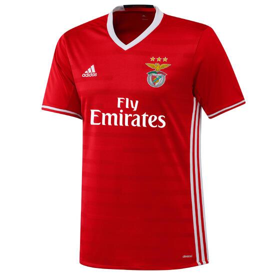 Voetbalshirt Benfica thuisshirt volwassenen rood - 1032972