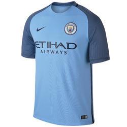 Voetbalshirt Manchester City thuisshirt volwassenen blauw