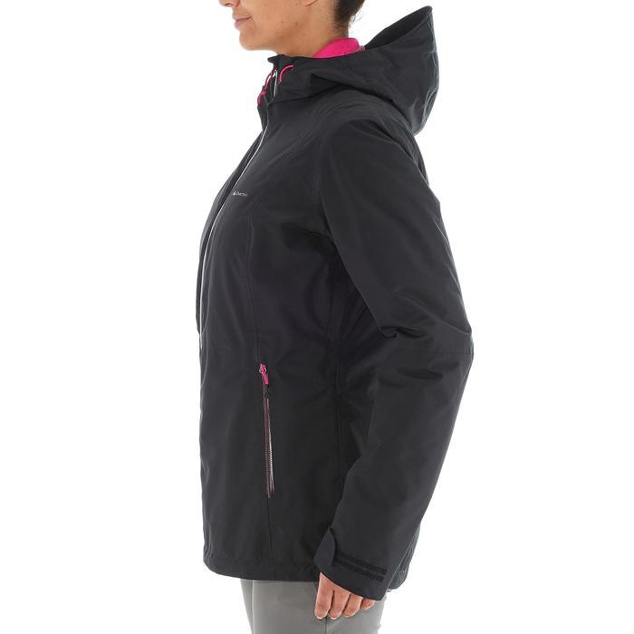 Veste trekking Rainwarm 500 3en1 femme - 1033146