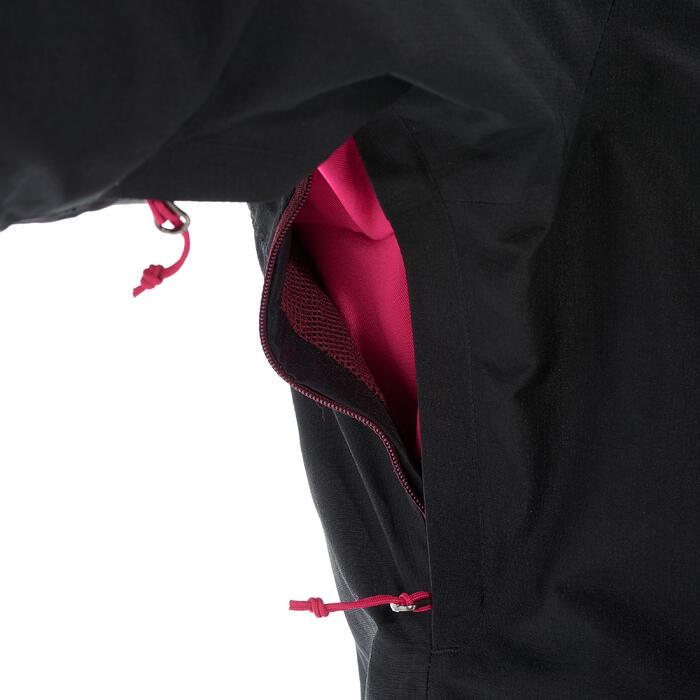 Veste trekking Rainwarm 500 3en1 femme - 1033152