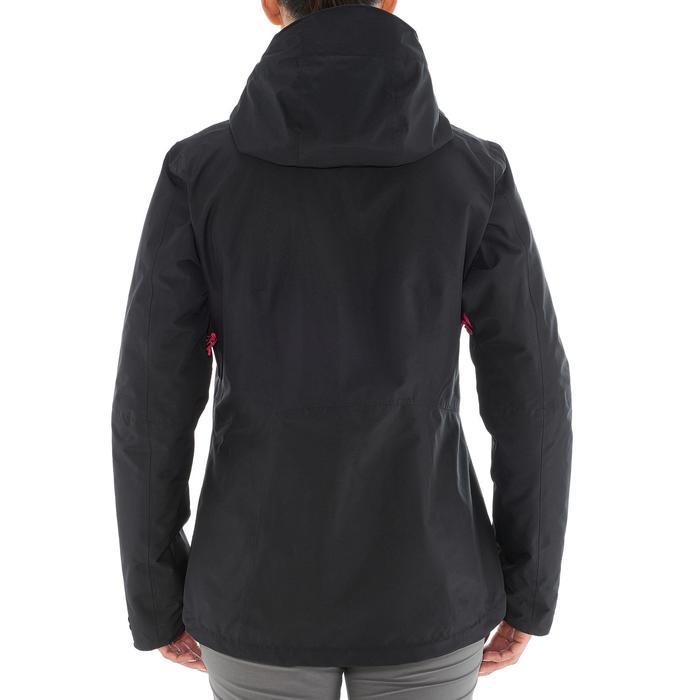Veste trekking Rainwarm 500 3en1 femme - 1033179