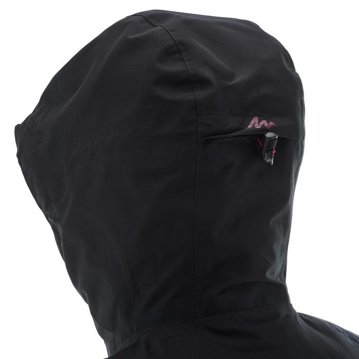 Veste trekking Rainwarm 500 3en1 femme - 1033282