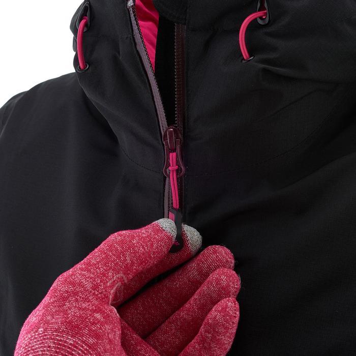 Veste trekking Rainwarm 500 3en1 femme - 1033364