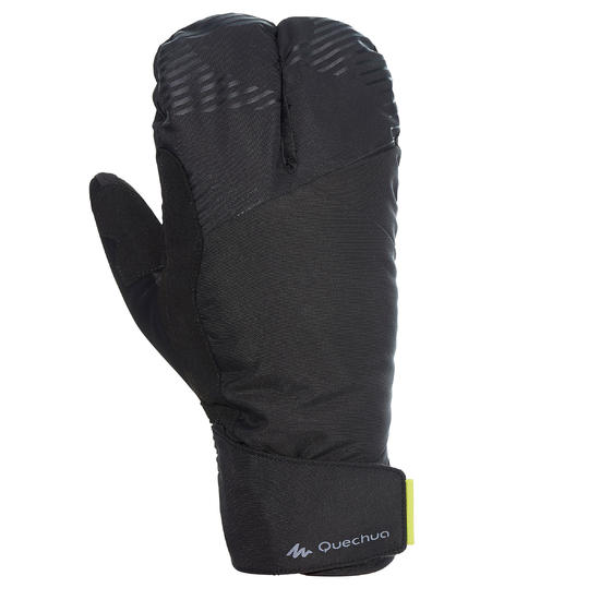 Handschoenen voor langlaufen X-warm zwart - 1033599