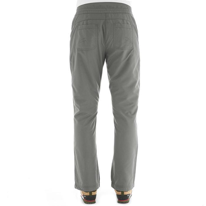 Pantalon Arpenaz 100 warm Lady - 1033685