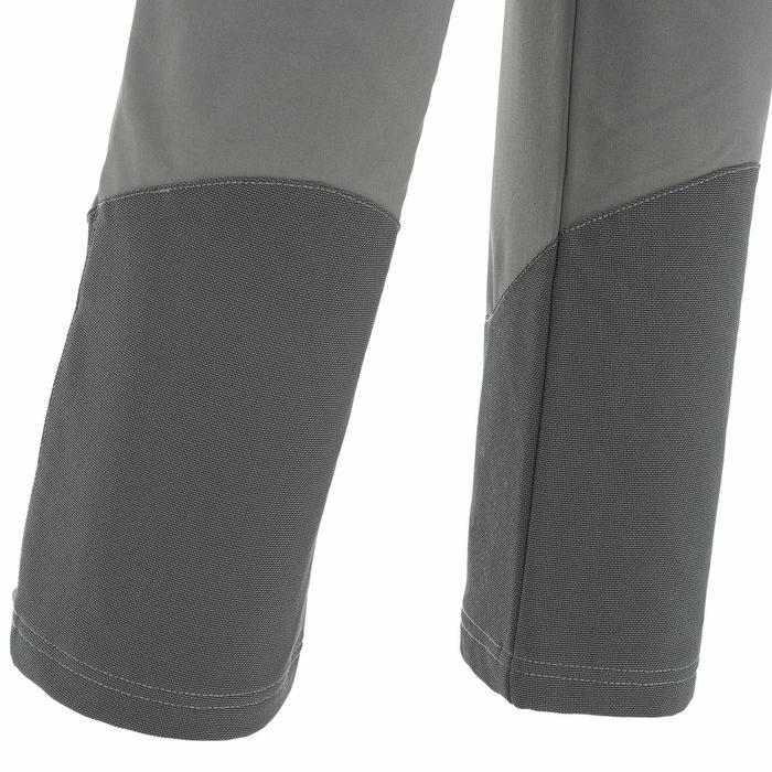 Wanderhose SH900 warm Damen dunkelgrau