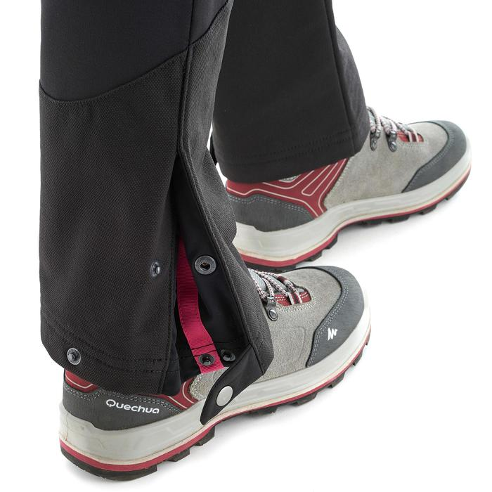 Pantalon Forclaz 500 Warm lady - 1033791