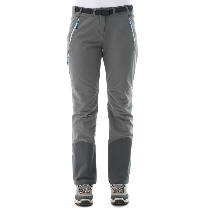 Pantalon de randonnée neige femme SH900 chaud - 1033793