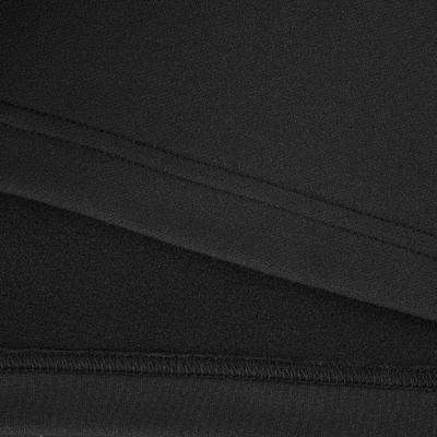 Camiseta manga larga senderismo nieve - SH100 WARM - Mujer