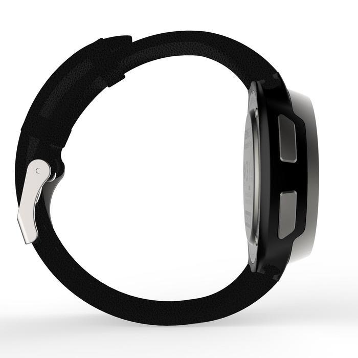 Reloj cronómetro running hombre W900 negro reversible