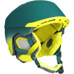 Carv 700 Mips Adult Ski and Snowboarding Helmet - Black.